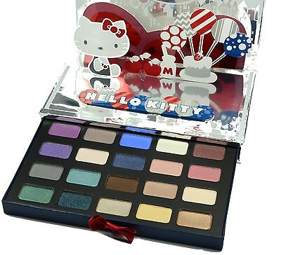 3aebf54f4 Sephora Hello Kitty 40th Anniversary Pop-Up Party 20 Eye Shadow Palette  Made USA