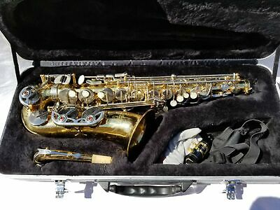 Selmer AS500 Eb Alto SAXOPHONE With Mouthpiece and CASE