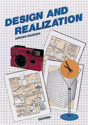 Design and realization: a manual for GCSE by Adrian Marden (Paperback /