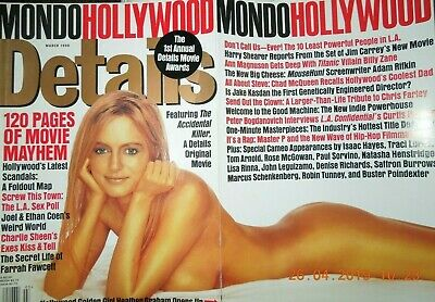 FARRAH FAWCETT details HEATHER GRAHAM charlie sheen TRACI LORDS rose mcgowan