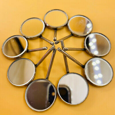 20x Dental Mirror Intra-oral Size 4# 20mm Surgical Instruments Stainless Steel