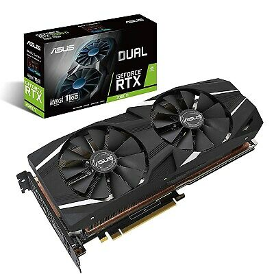Asus Geforce RTX 2080 Ti 11GB Double Boost Carte Graphique