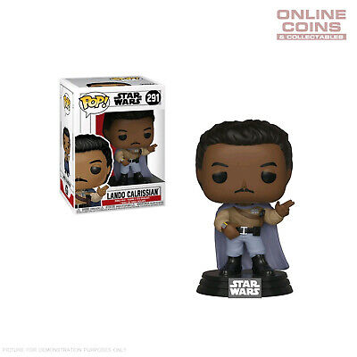 STAR WARS - General Lando Pop Vinyl Figure - Funko - BNIB! #291