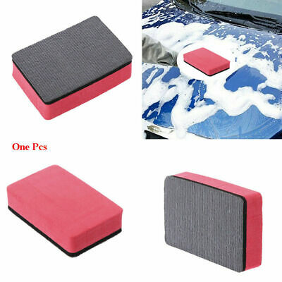 Useful Car Magic Clay Bar Pad Sponge Block Cleaning Eraser Wax Polish Pad Tools