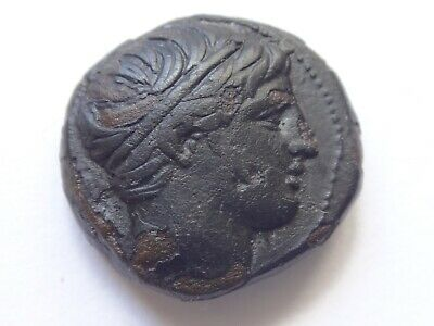 Kings of Macedon. Philip II of Macedon, Bronze Æ 6,01 g/17 m  1394