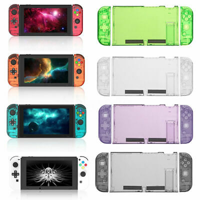 For Nintendo Switch Joy-Con Handle Case Cover Protective Shell with +Buttons AU