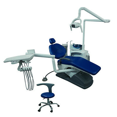 Unit Dental Chair Computer Controlled Hard leather FDA CE Multi-Color Option UK