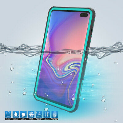 10m IP68 Waterproof Shock/Dirt/Snow Proof Case Cover for Samsung Galaxy S10 Plus