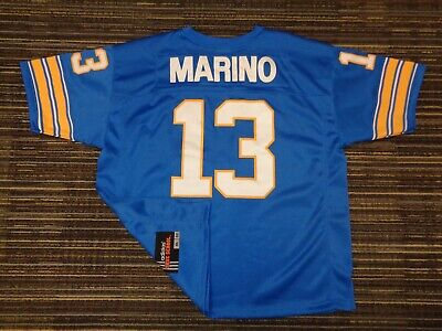 509ea6e77 Pristine Dan Marino  13 Pittsburgh Panthers Adidas Ncaa College Game Nfl  Jersey