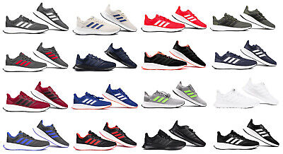 Adidas Mens Trainers Shoes Runfalcon Running Gym