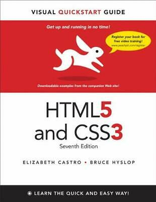 HTML5 and CSS3-ExLibrary