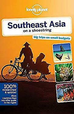 Southeast Asia on a Shoestring-ExLibrary
