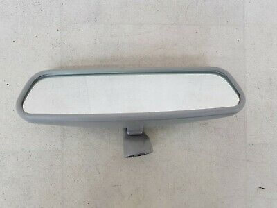 Audi A3 8P Mk2 04-12 Front Interior Rear View Mirror Manual Dimming Grey