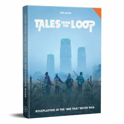 Tales From The Loop RPG - Core Rules - the Award Winning Indie Roleplaying Game