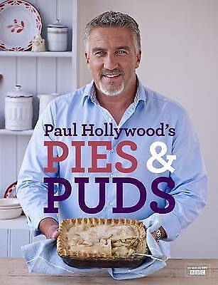 Paul Hollywood's Pies and Puds by Paul Hollywood 9781408846438-G073