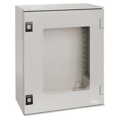 Electrical Wall Mounted Enclosure Box Kiosk Cabinet 847X636X300mm Schneider