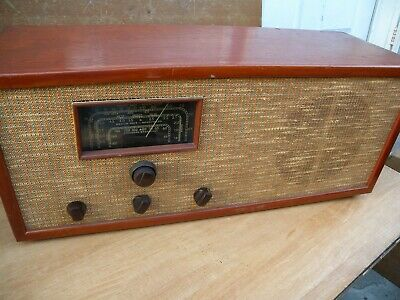 Rca Tube Radio. Am/sw/aircraft.great Worked Condition.w/tested Good.