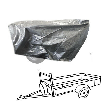 5.3m x 1.8m 17ftx6ft Trailor Cover Universal UV Waterproof Industrial commercial