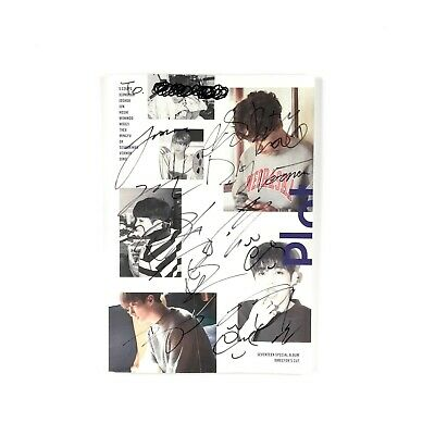 SEVENTEEN - Special Album : Director's CUT Signed by All members KPOP