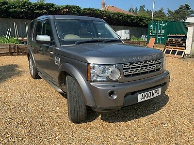 2010 Land Rover Discovery 4 3.0 TDV HSE
