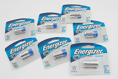 Energizer Lithium Battery 123 e2 Expire 03-2019 (A4L) for Sekonic