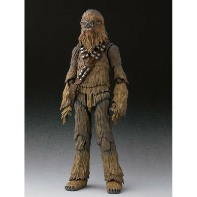 Bandai S.H Figuarts Star Wars CHEWBACCA - SOLO Action Figure