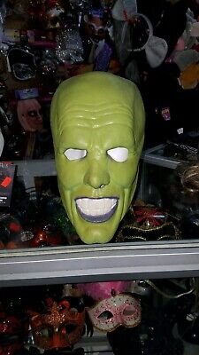 Movie memorabilia Jim Carrey the Mask