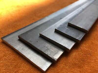 Stainless Steel 304 - Flat Bar - Multiple Sizes - 100mm to 1000mm Long
