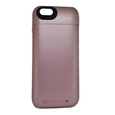 Mophie External Battery Case For iPhone 6 / 6S Juice Pack Air 2750mAh Rose Gold