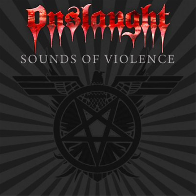 Onslaught-Sounds Of Violence (UK IMPORT) CD NEW