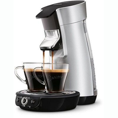 PHILIPS - SENSEO - Machine à Café Senseo® Viva Café Plus HD7831/11 - Argent