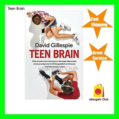 Teen Brain By David Gillespie Paperback New