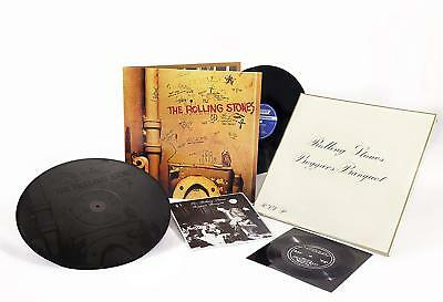 """The Rolling Stones - Beggars Banquet 50th Anniv. Edition 2 LP + 7"""" Flexi Disc"""