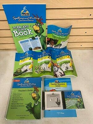Sopris West Read Well Spelling & Writing Conventions Level 2 Teaching Resources