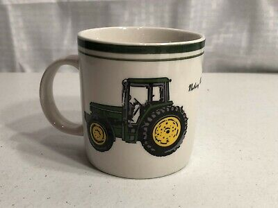 John Deere Gibson Decorative Coffee Cup/Mug