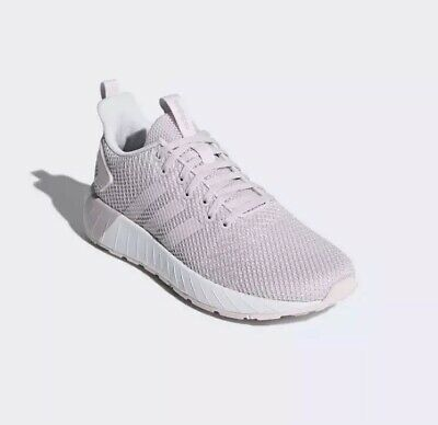 ADIDAS ORTHOLITE FLOAT QUESTAR BYD WOMEN'S RUNNING LIGHT PINK SHOES Sz 7.5 M NEW