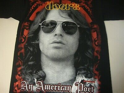 The Doors Shirt,Ac/Dc,Pink Floyd,Jim Morrison,The Beatles,Rolling Stones,El Tri