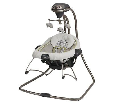 Graco® Duet Connect 2-in-1 Swing and Bouncer