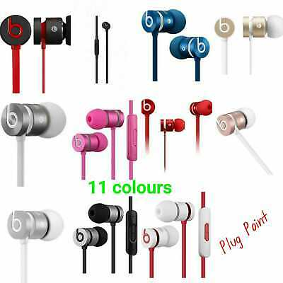 Genuine Beats by Dr Dre URBEATS 2nd generation In-Ear Earphones 1.5 Yr warranty