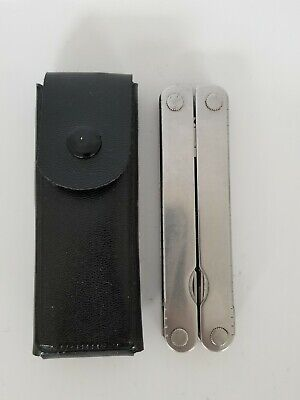 Retired Leatherman PST Personal Survival Tool w/Sheath
