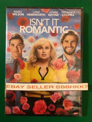 Isn't It Romantic DVD {{AUTHENTIC DVD READ LISTING}} Brand New Free Shipping