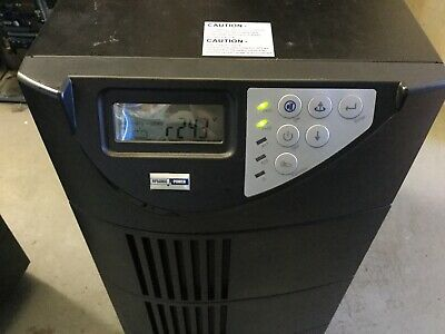 UPSONIC POWER IP 6000it - 6kVA 240VAC in/out UPS