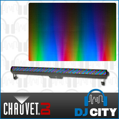 Chauvet DJ Indoor 320 LED Remote Control Linear Wash Effect Light COLORRAILIR...