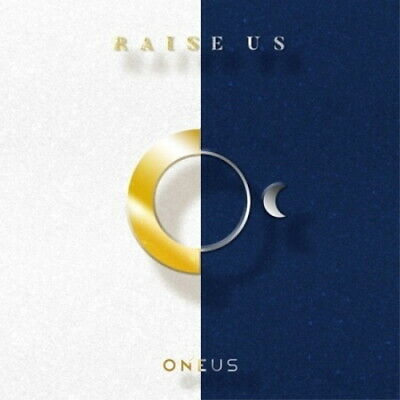 Oneus-[Raise Us] 2nd Mini Album 2 Ver SET CD+Booklet+2p PhotoCard+Post+Lyrics