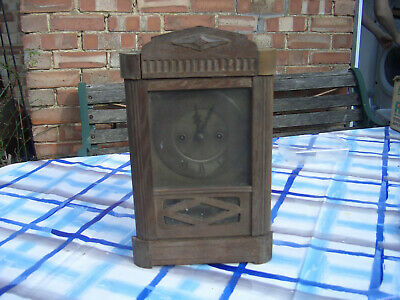 american mantle clock antique