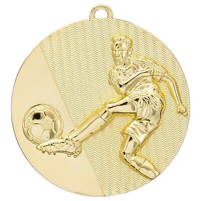 50mm SPECIAL AWARD Medal with FREE Engraving Ribbon /& UK p/&p school club