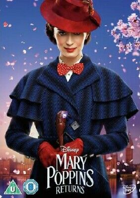 Mary Poppins Returns DVD (2018) - New and Sealed