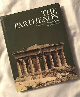 Newsweek 1973 Wonders of Man Book Series The Parthenon Acropolis, Greece Athena