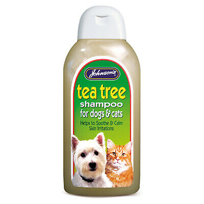 Johnson's Veterinary Tea Tree Shampoo - 400 Ml - Jve0350