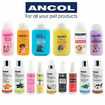 Ancol Dog Puppy Perfume shampoo/Cologne Spray SAMEDAY DISPATCH order before 3pm